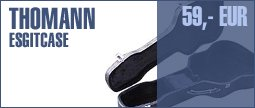Thomann Guitar Case ES-Style