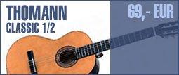 Thomann Classic Guitar 1/2