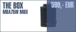 The Box MBA75W MKII