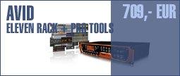 Avid Eleven Rack + Pro Tools