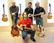 Custom Guitar Team