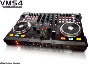 American DJ VMS4 Velocity MIDI station