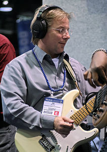 Grundlœgger Jim Odom