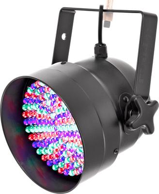 Stairville LED PAR 56 10mm Black RGB