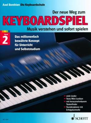 Schott Der Neue Weg Zum Keyboard 2