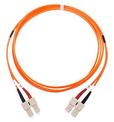 pro snake LWL Cable SC-SC Duplex 2m