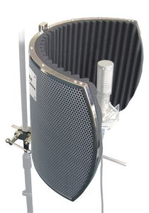 the t.bone Micscreen Portabler Absorber Diffusor