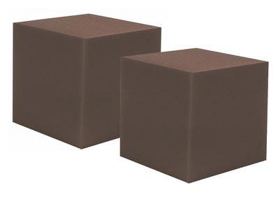 """Auralex Acoustics 12"""" CornerFill Cubes Charcoal"""