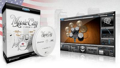 Toontrack Music City USA SDX