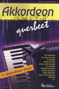 Purzelbaum Verlag Akkordeon Querbeet