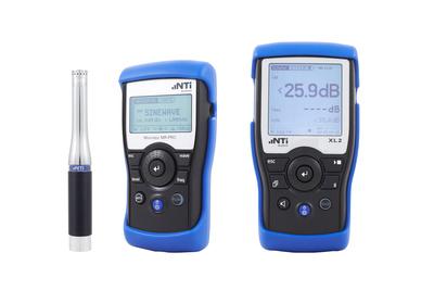 NTI Audio Exel Acoustic Set Stipa+M2211