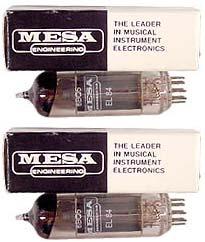 Mesa Boogie Tube EL84/STR6BQ5 Pair GRN