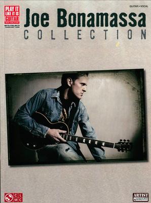 Hal Leonard Joe Bonamassa Collection