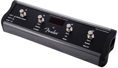 Fender Footswitch 4-Button Mustang
