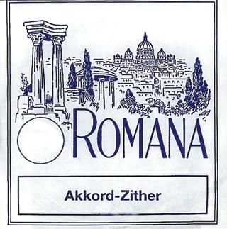 Romana Akkordzither Strings 5/21
