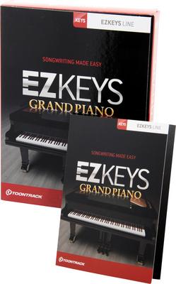 Toontrack EZkeys Grand Piano