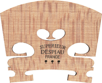 Despiau No.11 Violin Bridge 4/4 40mm