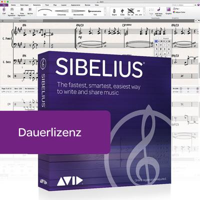 Avid Sibelius First 7