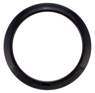 "Bass Drum O's 4"" Black round HBL4"