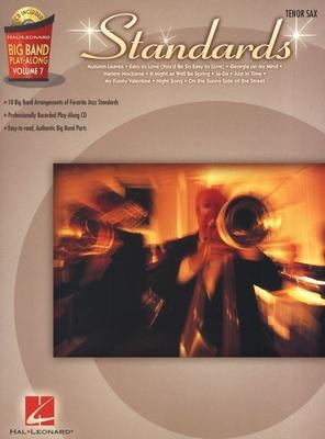 Hal Leonard Big Band Standards T-Sax