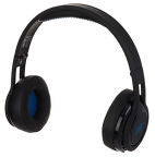 SMS Audio Street by 50 Wired On-Ear BLK